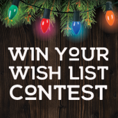 Win Your Wish List Contest 2017